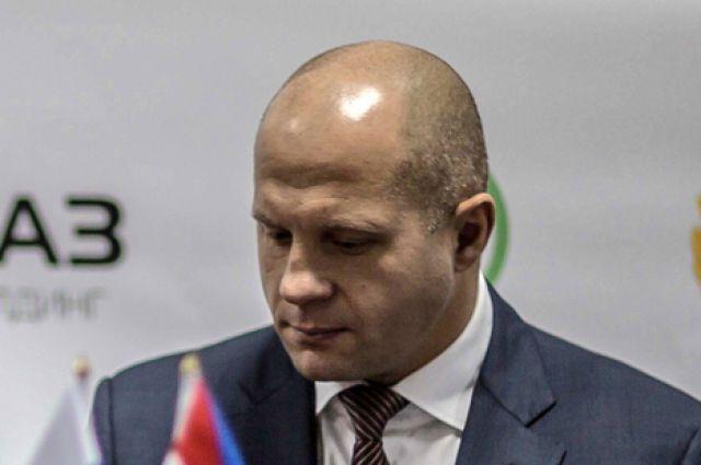 Пресс-служба Союза ММА России