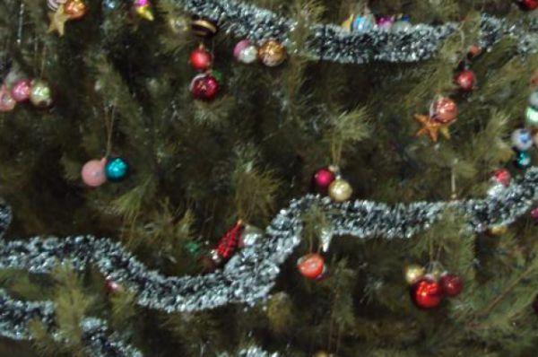 После театрального представления появился главный герой новогоднего торжества – Дед Мороз с традиционным хороводом и зажиганием ёлочки.