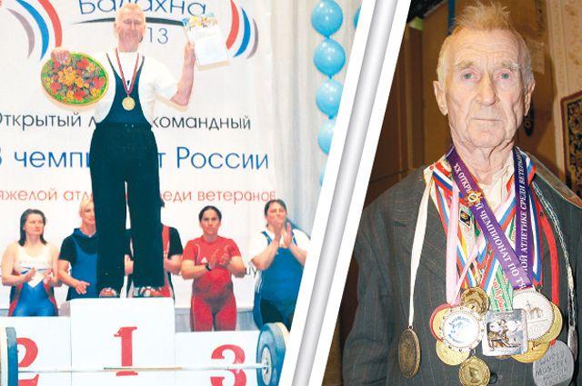 И это всё о нём: Николай Васильевич к победам 2016 года готов, о чём свидетельствуют его успехи и ежедневные тренировки.