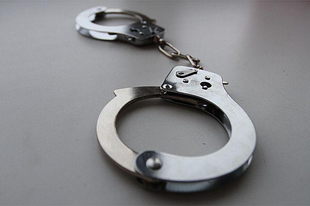 Задержали серийного грабителя.