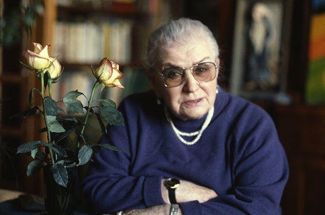 Мария Миронова.