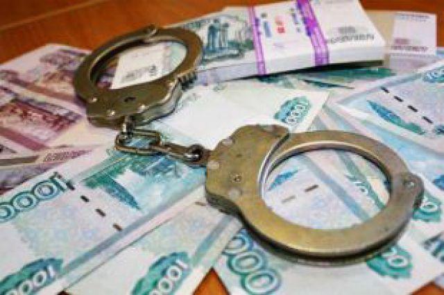 Задержали преступников и нашли миллион.