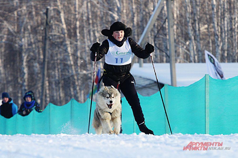 Азарт объединяет спортсменов в соревнованиях.