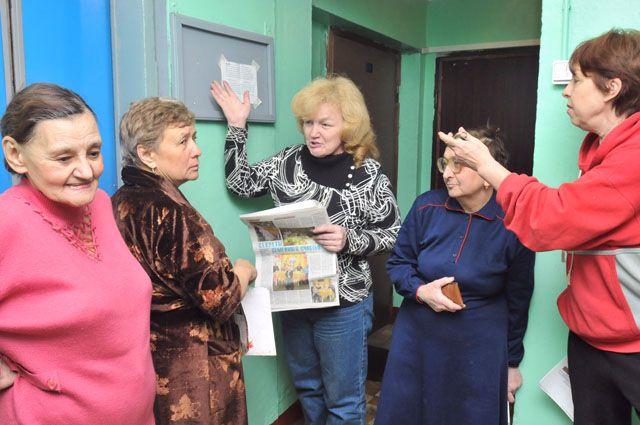 Претензии к соседям есть у большинства новосибирцев