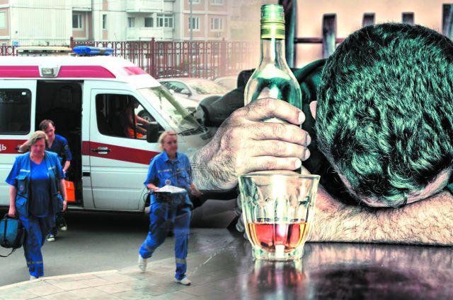 Пьяные ссоры закончились убийством и дракой