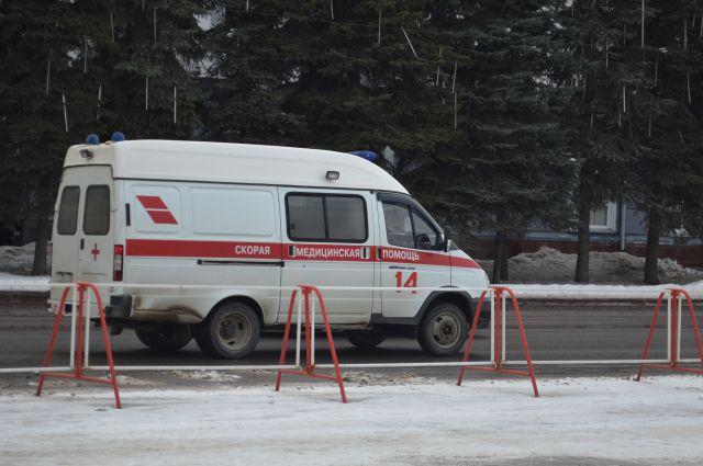 В Омской области в аварии пострадал ребёнок.
