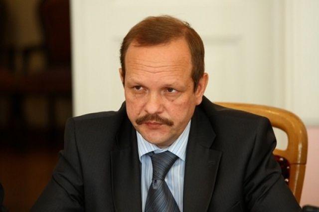Виктор Назаров освободил Богдана Масана от занимаемой должности