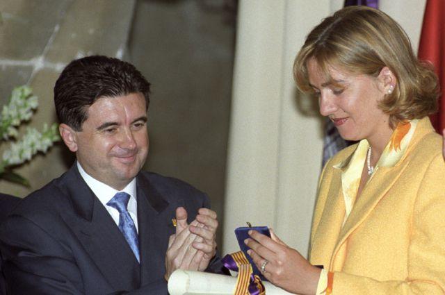 В Испании начался суд над сестрой короля