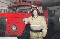 Андрей Поздняков не покидает службу уже 24 года. Он уверен, что у пожарных самая интересная работа.