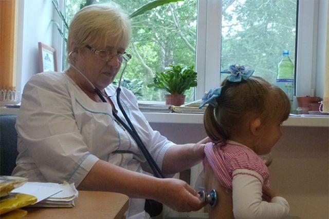Детская поликлиника город партизанск