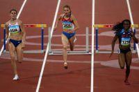 В спорте важно преодолевать не только барьеры, но и себя.