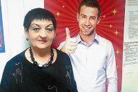 Светлана Сташук, распространитель лотерейных билетов из Краснодара.