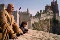 Кадр из сериала «Игра престолов».