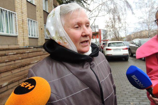 Алевтина Хориняк.
