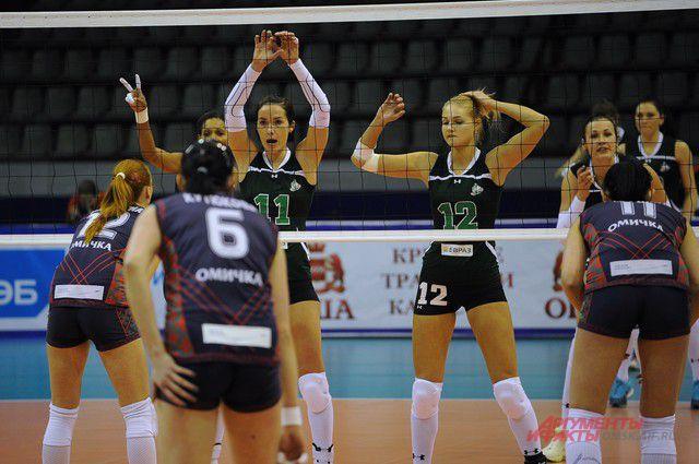 Матч состоялся в Екатеринбурге.