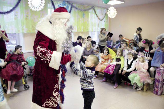 Праздник принес детям радость и воплощение их заветных желаний.