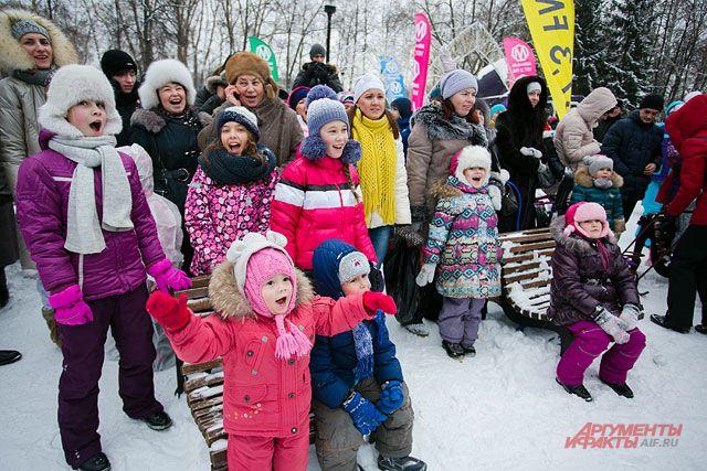 В День снега омичей научат кататься на фигурных коньках.