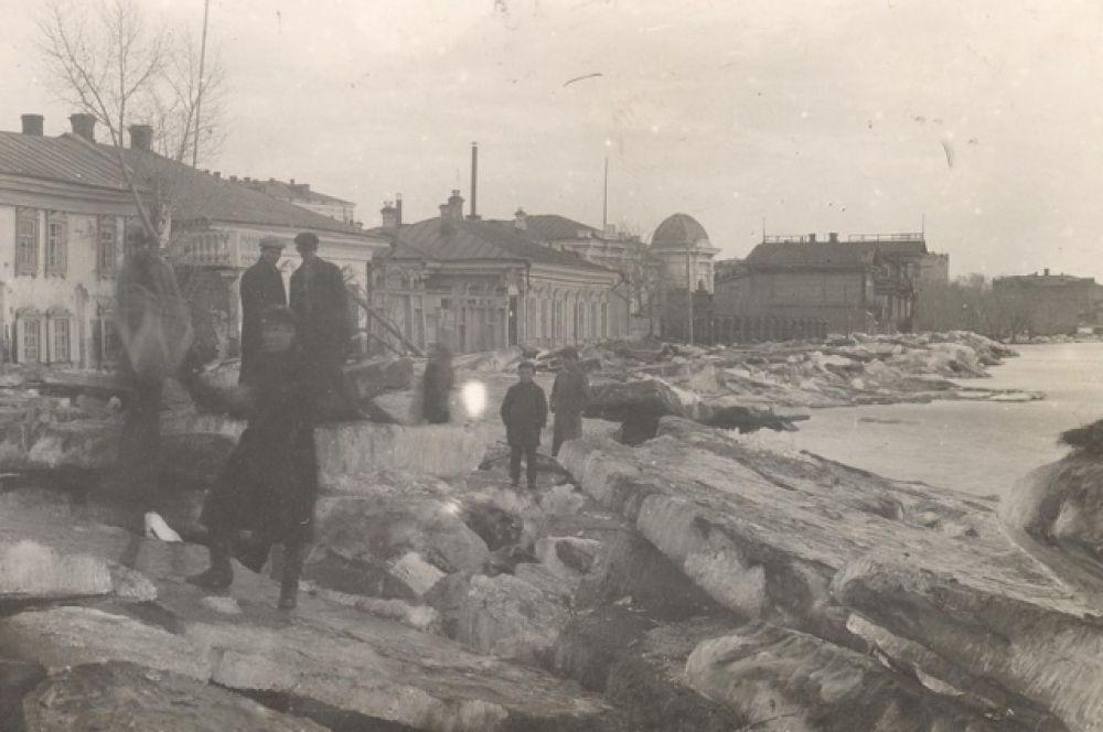 Дом Колчака, 5 мая 1928 года.