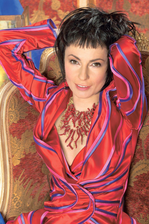 Свое 50-летие актриса встречает в ранге директора Театра на Таганке.