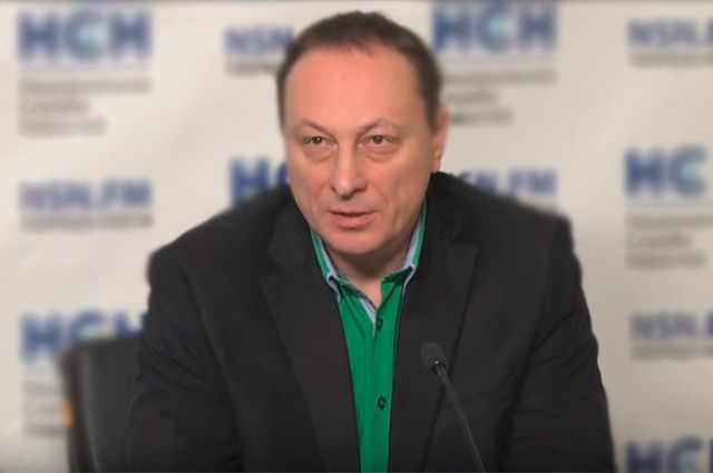 Павел Шапкин.