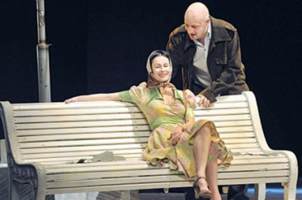 Ирина больше известна по ролям в театре, чем в кино. Она играла в спектаклях «Дядя Ваня», «Борис Годунов», «Горе от ума», «Укрощение строптивой» и многих других.