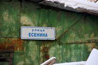 Улица Есенина, по мнению иркутян, вполне соответствует духу поэта.