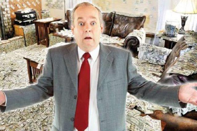 Некоторые банкроты взяли кредитов на миллионы