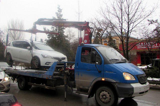Стоимость машины оценили в 400 тыс. рублей.