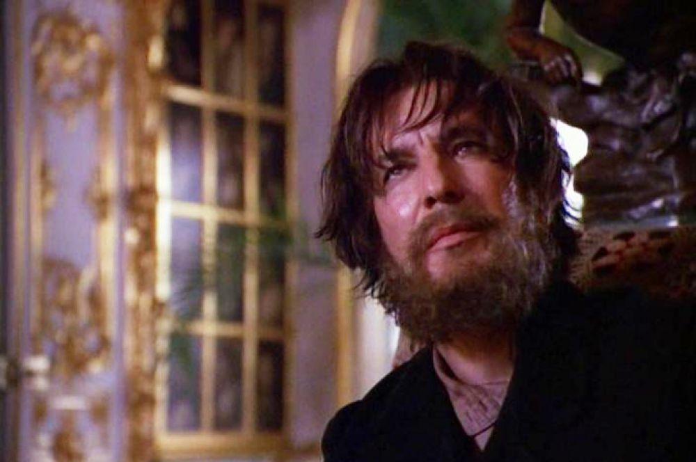 За роль Распутина в одноимённом телефильме (1996) Рикман получил сразу несколько наград: «Эмми», «Золотой глобус» и премию Гильдии киноактёров США.