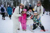 В Омске с размахом готовятся отпраздновать день снега.