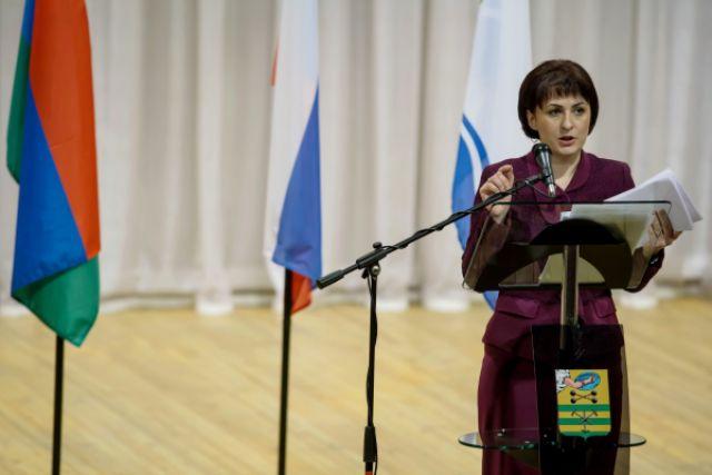 Галина Ширшина.