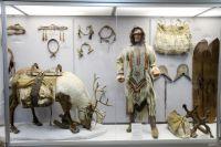 Изюминка новой экспозиции - наряды северныых народов