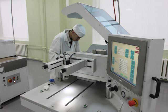 Производство керамических протезов на заводе НЭВЗ