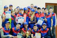 Студенческий корпус спасателей «Скала» входит в местное отделение Российского союза спасателей.