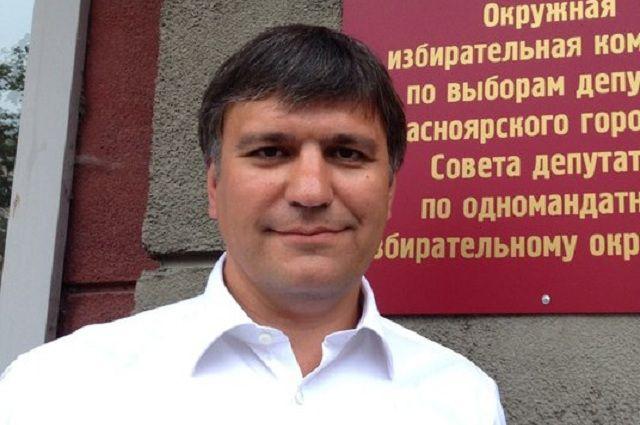 Константин Сенченко.