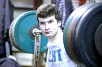 150 кг – рекордный вес, который берёт Евгений.