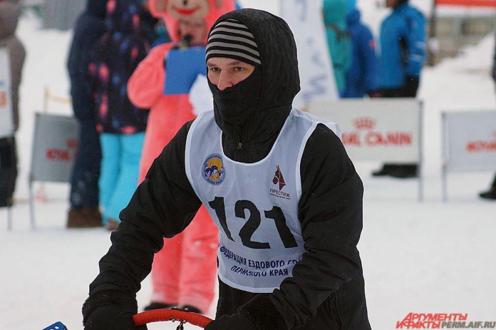 Среди них спортсмены из Перми, Екатеринбурга, Москвы и других российских городов.