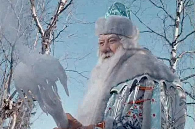 В Новосибирскую область пришел мороз