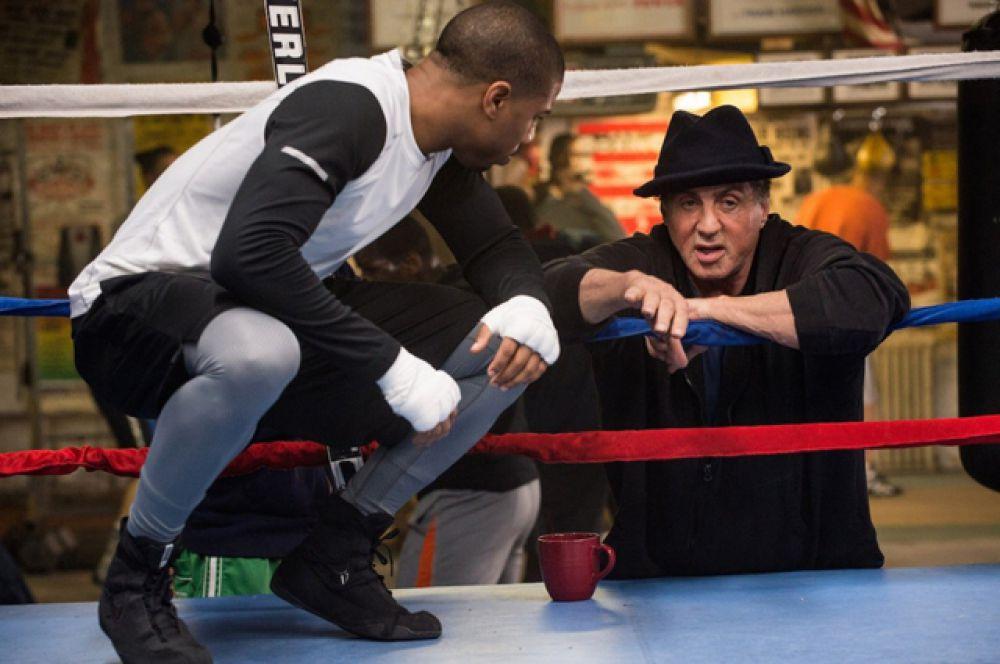 а в мужской номинации – Сильвестр Сталлоне за роль в фильме «Крид: Наследие Рокки».