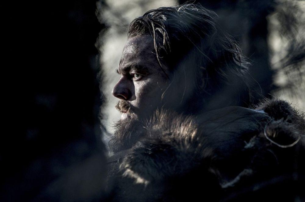 На «Оскар» Леонардо Ди Каприо номинирован так же за роль в фильме «Выживший».
