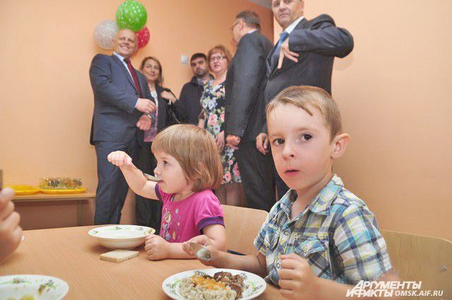 «Лицей для малышей» смогут посещать дети с 3 до 7 лет.