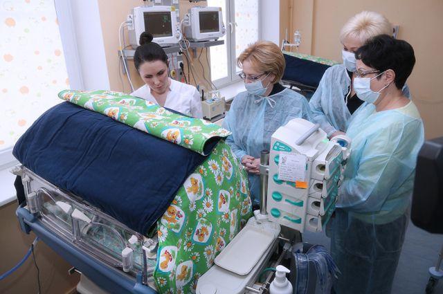 Министр здравоохранения России 18 января проверила работу лечебных учреждений Калининградской области.