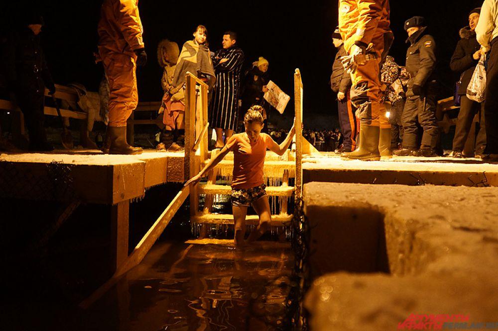 Немаловажным символом Крещения является освящённая вода, называемая Богоявленской или Крещенской.