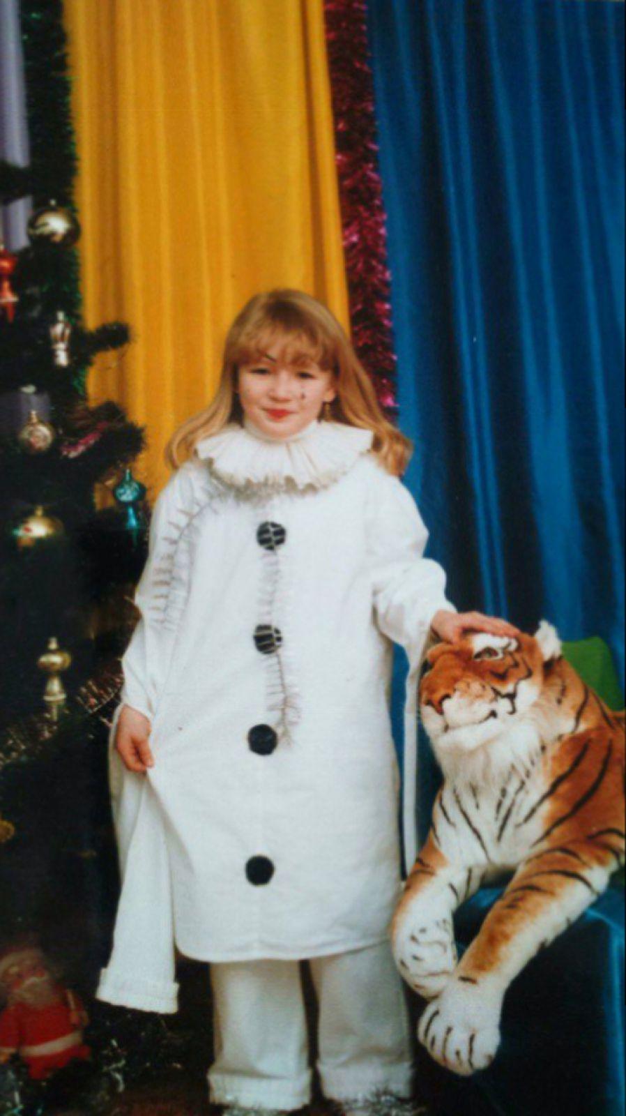 Участник №12. Женя Жудина. 1997 год.