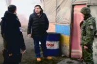 Саакашвили на позиции украинские военных подразделений, находящихся в Донбассе.