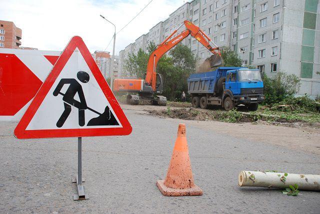 За ремонт этой дороги проголосовали 25 % омичей.