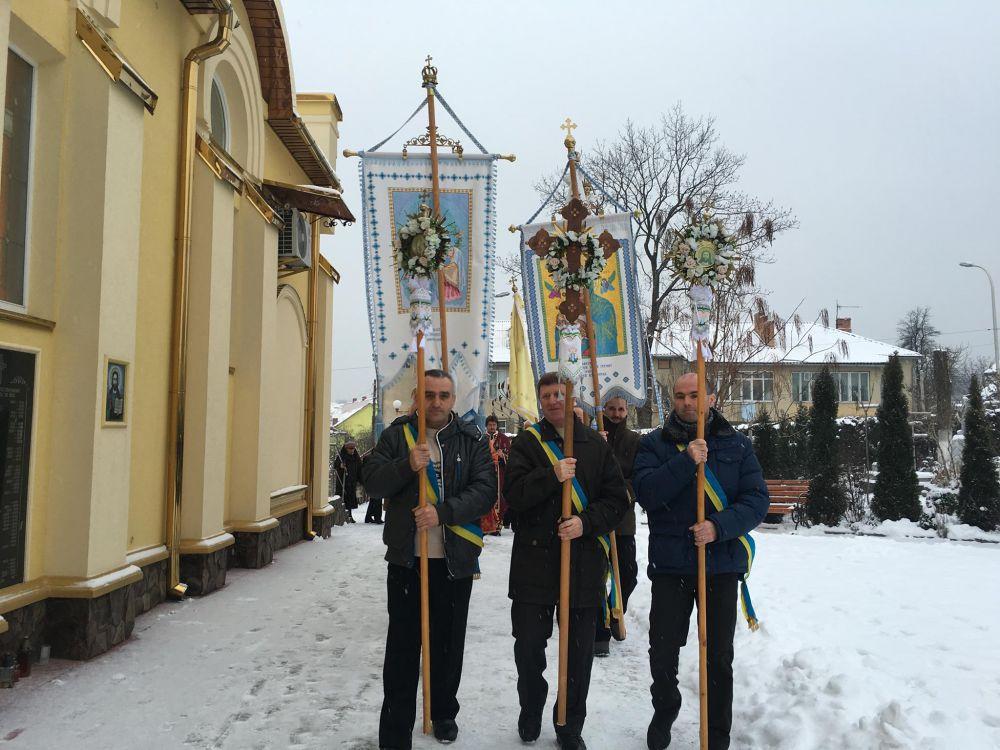 Праздник в центре столицы