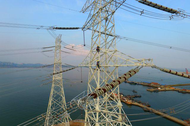 Для переговоров сРФ опоставках электроэнергии вКрым нет повода