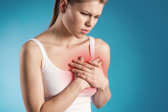 Инфаркт миокарда при чистых сосудах