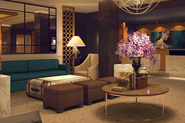 Новый гостиничный комплекс поможет увеличить число туристов в Омской области.